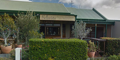 Bellavista Pizza and Pasta at Mapleton