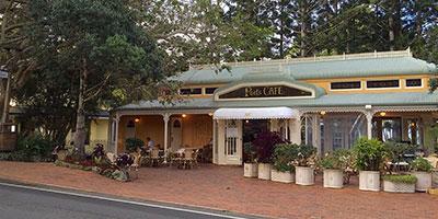Poets Cafe at Montville